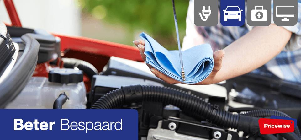 besparen op auto-onderhoud
