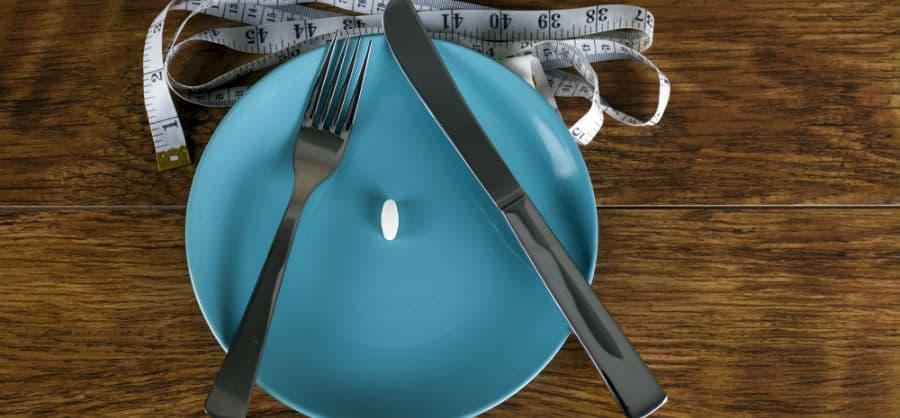 Anorexia nervosa bord